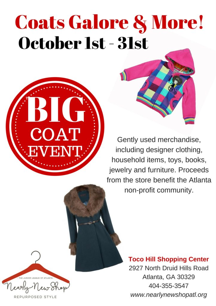 2016 Coats Galore EVENT Poster (1)